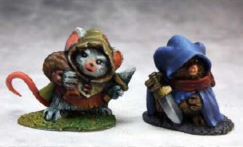 03741 Mousling Thief & Assassin